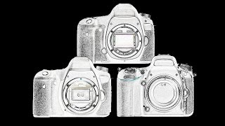 Top 3 BEST SELLING FULL FRAME DSLR Cameras on Amazon (Were You Surprised?)