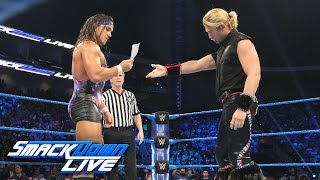 American Alpha vs. Breezango: SmackDown LIVE, Jan. 3, 2017