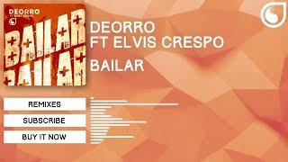 Deorro Ft. Elvis Crespo - Bailar (Official Audio)