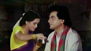 Padmini Kolhapure eats Jeetendra's food - Suhaagan, Comedy Scene 2/13