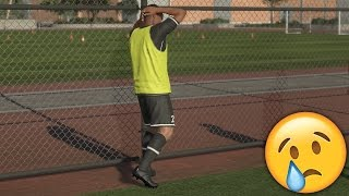 What Happens if Alex Hunter FAILS his Exit Trial? (FIFA 17 The Journey)