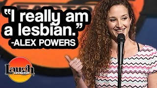 """I really am a lesbian."" 
