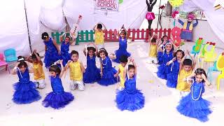 Itni si Hasi By KG students
