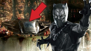 Black Panther: All Secrets and Easter Eggs in the First Trailer