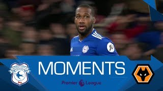 JUNIOR HOILETT GOAL v WOLVES