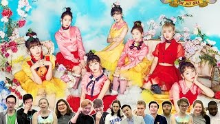 Classical Musicians React: Oh My Girl 'Coloring Book'