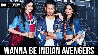 STUDENT OF THE YEAR 2 IS INDIAN AVENGER (MOVIE REVIEW)