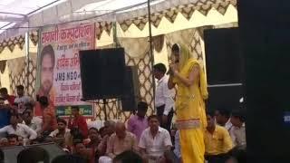 Sapna Choudhary new live dance sikri modinagar