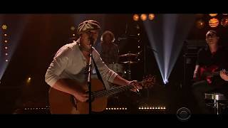 "Foy Vance - ""Upbeat Feel Good"" (Live on the Late Late Show With James Corden)"