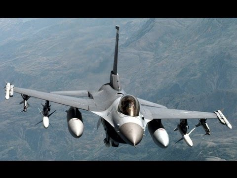US Won't Stop Supplying Egypt with F-16's