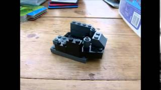 how to build a awesome 1 man lego stealth helicopter