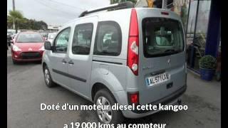 Sn diffusion présente une Renault kangoo occasion à Lescure d albi