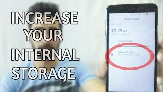 How to Increase Your Phones Internal Storage