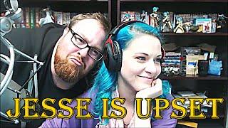 Dodger and Jesse office shenanigans: Jesse is upset (Hilarious moment)