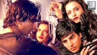When Rekha Made Akshay Kumar 'Uncomfortable'