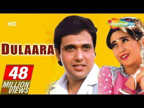 Dulaara (HD) Hindi Full Movie - Govinda - Karisma Kapoor - Superhit Hindi Movie - With Eng Subtitles