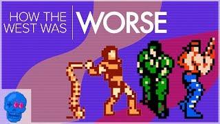 Konami: How the West was Worse [SSFF]