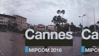 MIPCOM 2016 in 360 with Kirsteen O