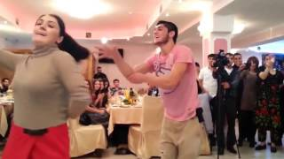 Pamir Tajik Dance from Wedding in Khorugh, Gorno-Badakhshon, Tajikistan