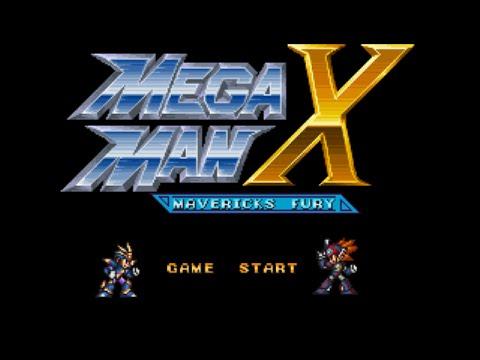 Megaman X Maverick´s Fury Demo [DOWNLOAD]
