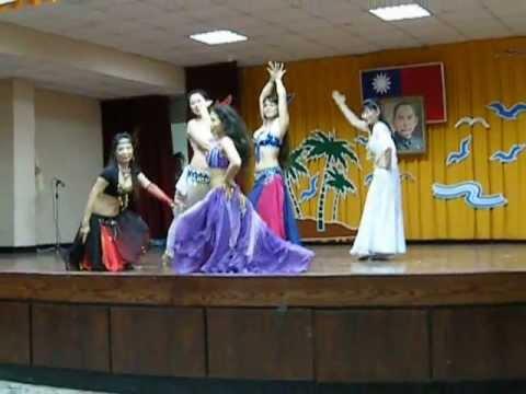 Middle Eastern belly dance 中東のベリーダンスTimur Tengah tari perut 中東肚皮舞 3