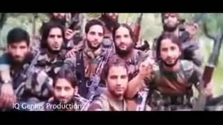 Kashmir jo Pakistan bhi hai, yeh Jannat arzi, ye wadi;  Hai iska naseeb ab azadi