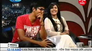 Bangla Celebraty Live Program 2015 Late Night Coffee With Mosharraf Karim