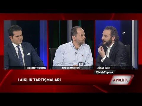 APolitik 27/04/2016 Nasuh Mahruki - Murat Özer - Mehmet Toprak Kemalizm ve Laiklik Tartışması