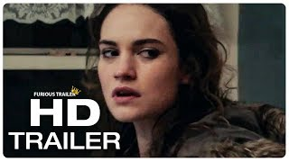 LITTLE WOODS Official Trailer (NEW 2019) Tessa Thompson, Lily James Thriller Movie HD