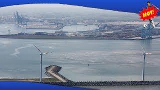 ✅ Zeiljacht komt in de problemen voor Belgische kust