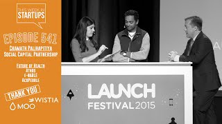 Future of Health demo, discussion w/Chamath Palihapitiya & innovators Athos, e-NABLE & AcuPebble