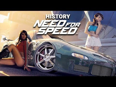 History of NEED FOR SPEED 1994 2015