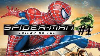SpiderMan FoF #1: Начинаем