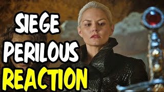 Nerds REACT to ONCE UPON A TIME SEASON 5 EPISODE 3 Siege Perilous