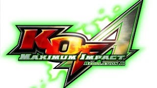 The King of Fighters: Maximum Impact Regulation A (PS2) - Arcade Mode
