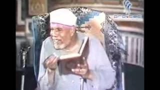 09- تفسير سورة  طه- الآية ( 72 -- 80 ) - الشيخ متولي الشعراوي