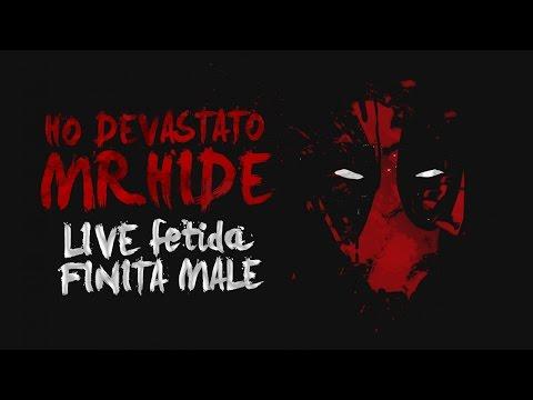 MR.HIDE vs MR.FLAME L HO DEVASTATO DURANTE LA SUA LIVE