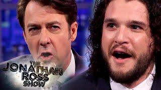 Is Jon Snow Dead? Kit Harington Lie Detector Test - The Jonathan Ross Show