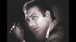 TALAT MAHMOOD Film.SHOBA:1954:Aawaz De Gayi Hai Zindagi-[ Very Rare Melody in H Q'High Bass Sound ]