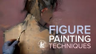 Sharon Sprung: Oil Painting Demonstration from the Figure