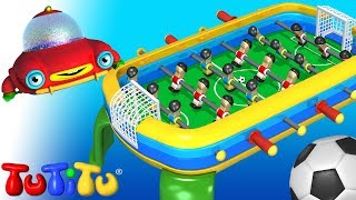 TuTiTu Toys | Foosball