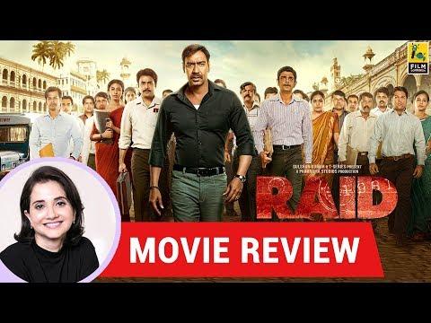 Anupama Chopra's Movie Review of Raid | Raj Kumar Gupta | Ajay Devgn, Ileana D' Cruz