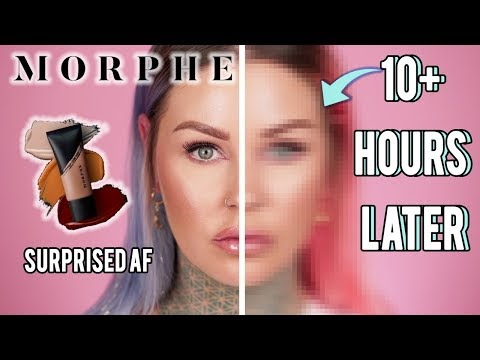 Oh wow. Morphe Foundation Concealer Review Kristen Leanne