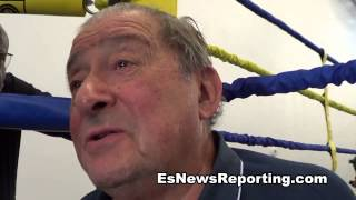 Muhammad Ali Was Touched By God - Bob Arum - EsNews Boxing