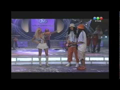 Mama Gratis Videomatch Luciana Salazar Tévez