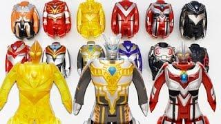 Ultraman Egg Toys Collection, Shining Ultraman Zero,Glitter Tiga,Dyna,Mebius,Nexus,ของเล่นอุลตร้าแมน