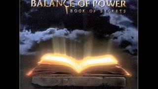 BALANCE OF POWER- Book Of Secrets (Full Album)