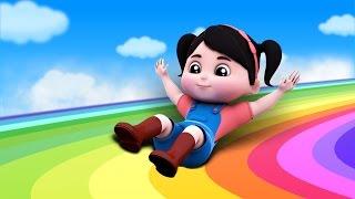 colors song | nursery rhymes Farmees | learn colors | original song | kids rhymes by Farmees S01E144