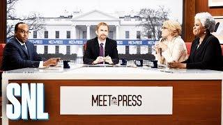 Meet The Press Cold Open - SNL