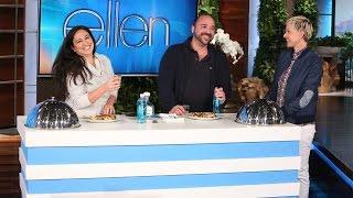 Ellen's Got Your Hangover Cure